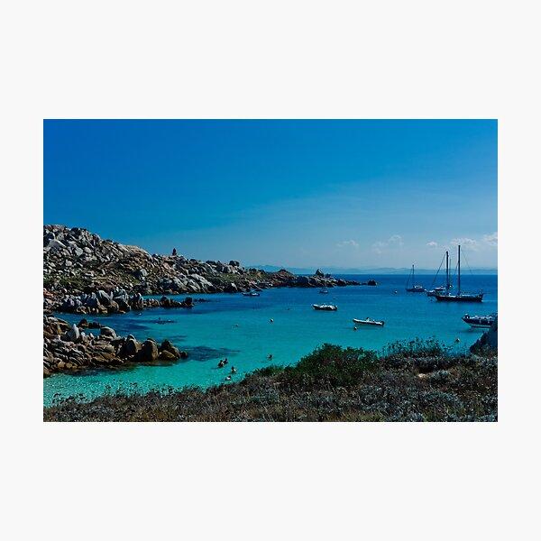 Corsica Photographic Print