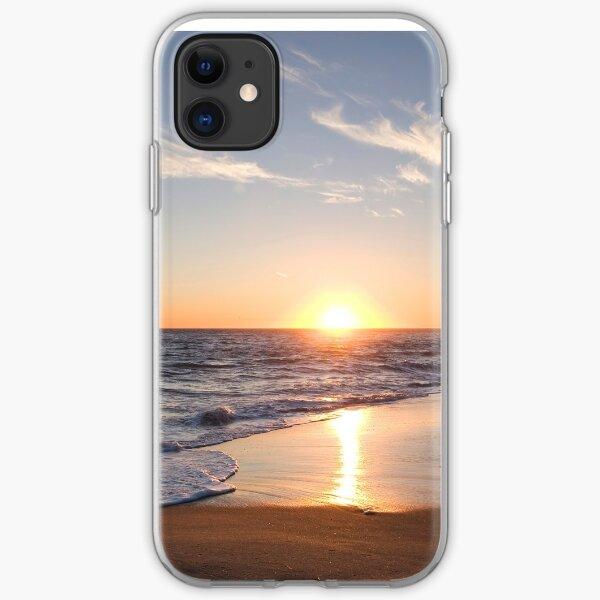 Malibu Beach iPhone Soft Case