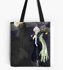 Allen Walker & Tin campy Tote Bag