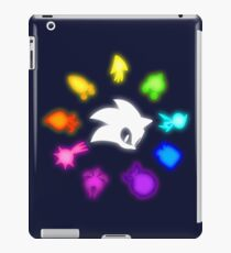 Hedgehog Colors iPad Case/Skin