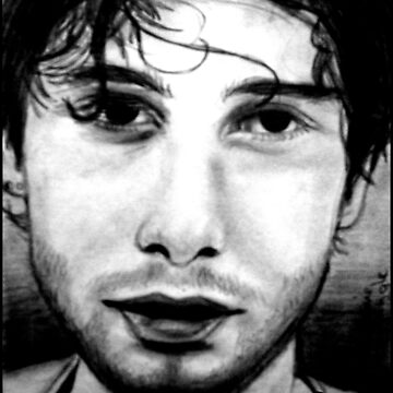 Jeff Buckley by Bonnie