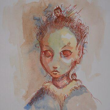 Three faeries by carofelmy