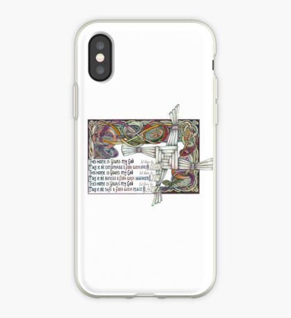 Home Blessing iPhone Case