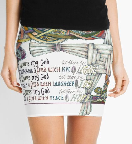Home Blessing Mini Skirt