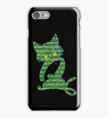"""""""Fish for Pussies"""" T-Shirts iPhone Case/Skin"""