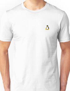 Linux Tux Sticker Unisex T-Shirt