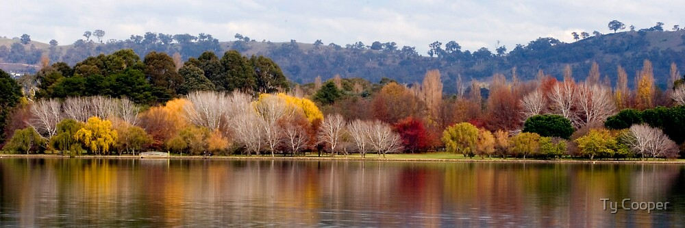 canberra  by Ty Cooper