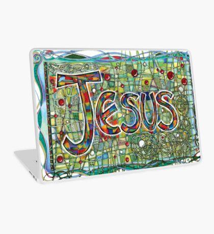Jesus Laptop Skin
