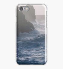Kynance Cove Crash #2  iPhone Case/Skin