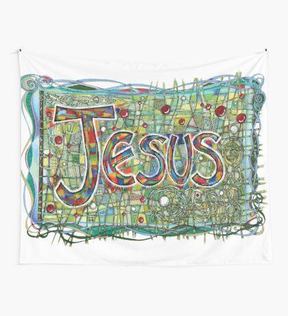 Jesus Wall Tapestry
