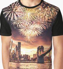 new york city love Graphic T-Shirt
