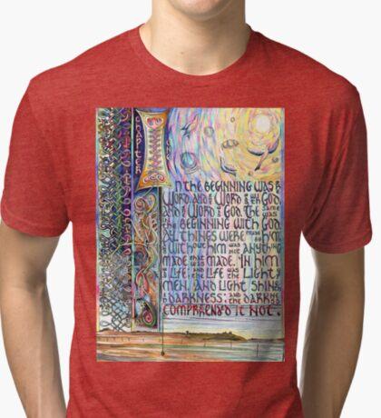 John 1 Tri-blend T-Shirt
