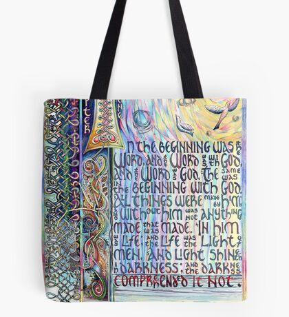 John 1 Tote Bag