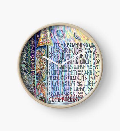 John 1 Clock