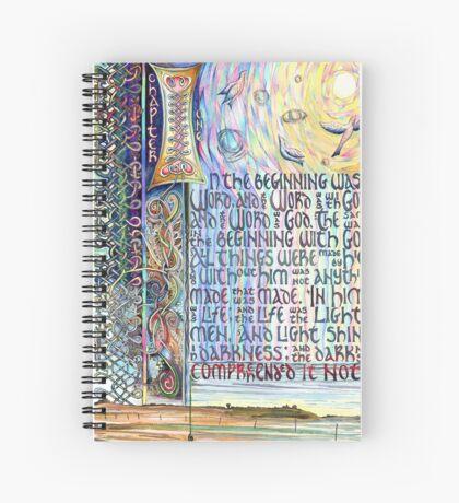 John 1 Spiral Notebook