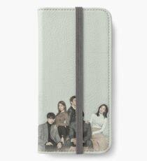 Goblin (Guardian) - Cast (Promo picture) iPhone Wallet/Case/Skin