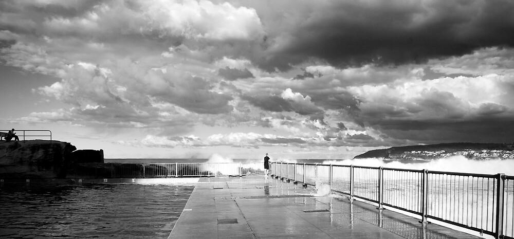 Queenscliffe Pool by Lani