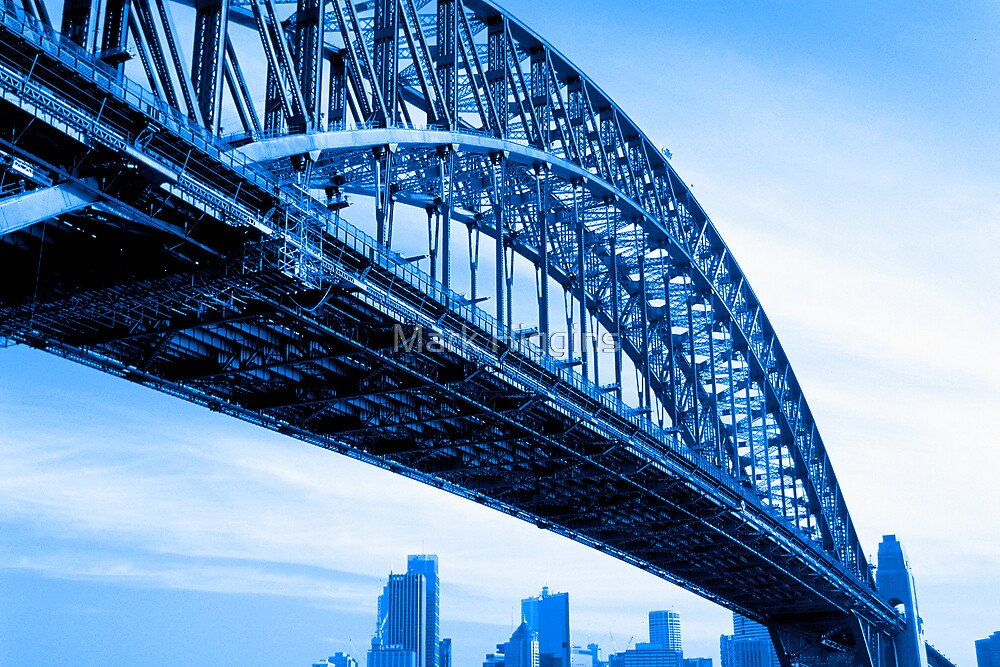 Sydney Harbour Bridge by Mark Higgins