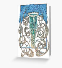 Never Thirst Again Greeting Card