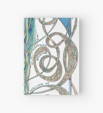 Never Thirst Again Hardcover Journal
