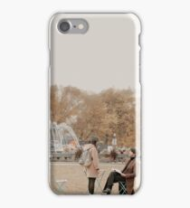 Goblin (Guardian) - Eun Tak & Kim Shin (Autumn) iPhone Case/Skin