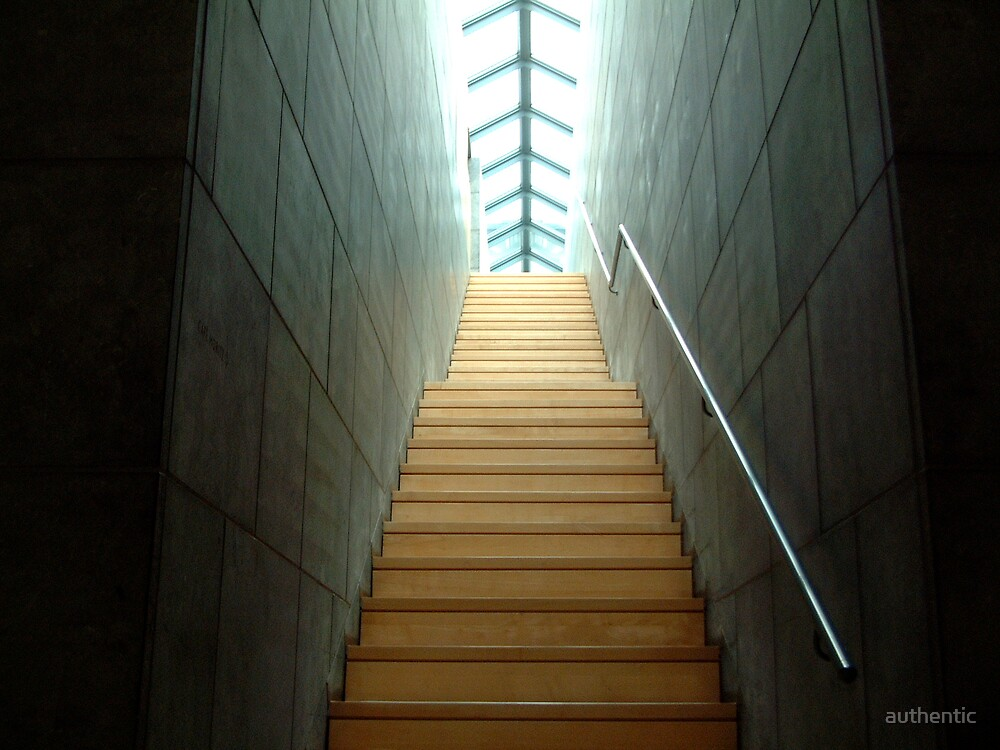 Stairway to heaven by authentic