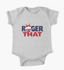 Tom Brady Roger That Kids Clothes