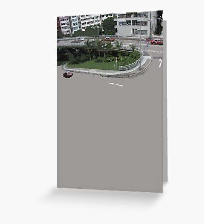 loop Greeting Card