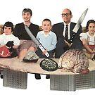 « à table ! » par Olga Lupi