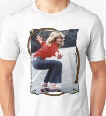 Farrah Fawcett Charlies Angels Unisex T-Shirt