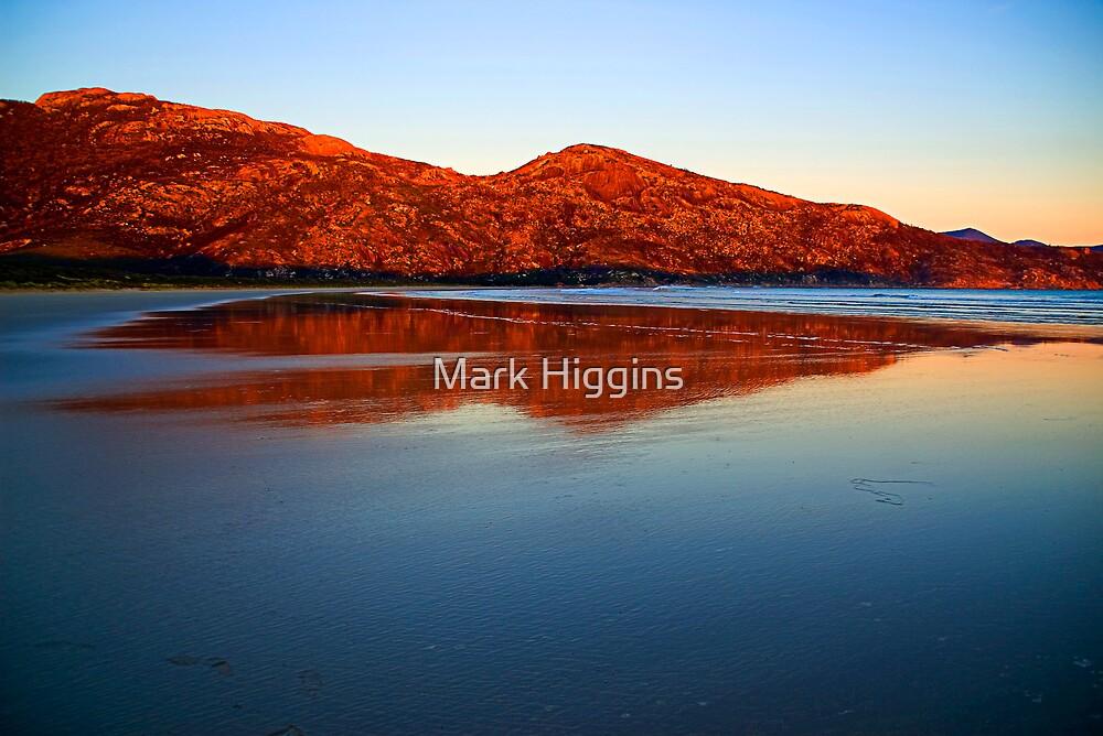 Wilson's Promontory Sunset by Mark Higgins