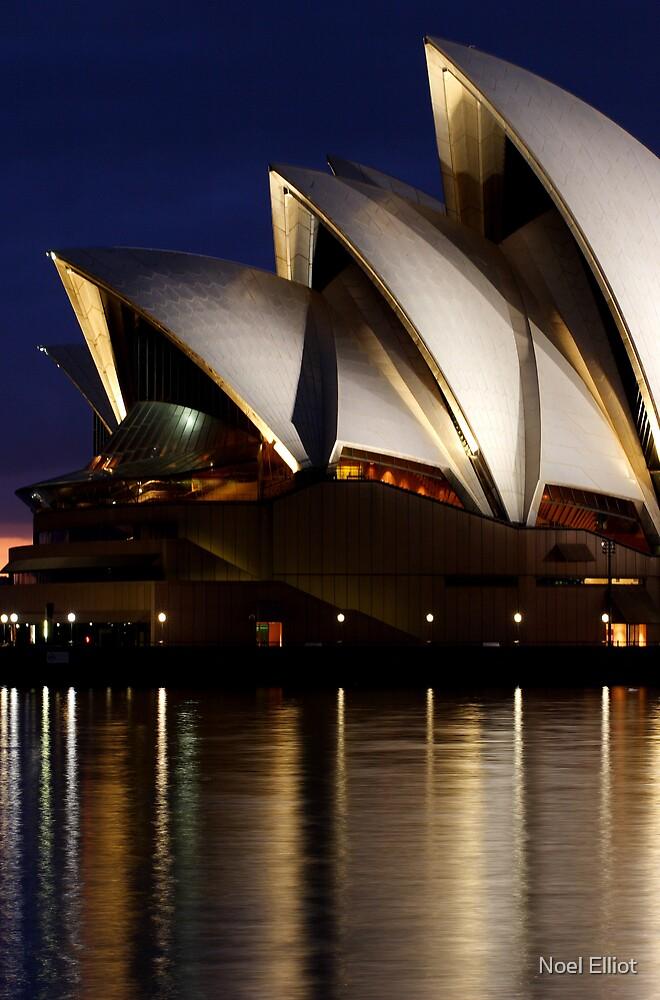 Opera House #1 by Noel Elliot