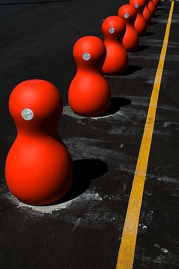Docklands Furniture by Mark Higgins