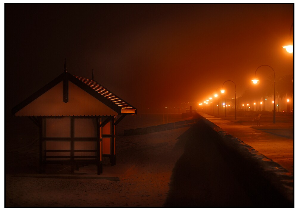 Albert Park 6.35am by Melinda Kerr