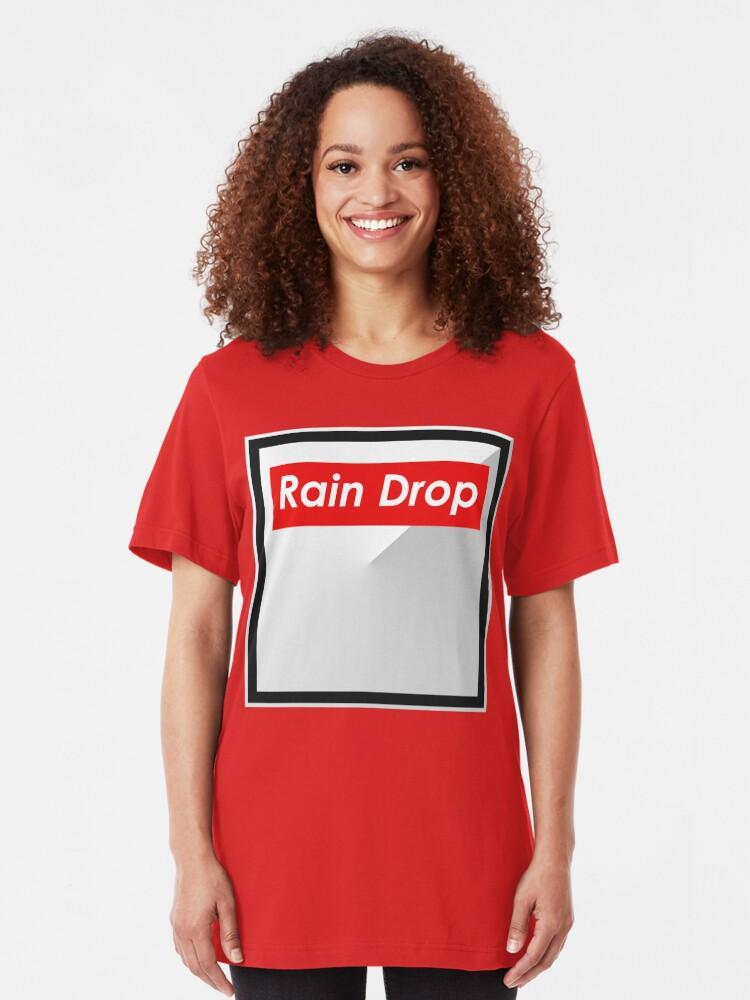 Supreme Bad and Boujee Mashup | Slim Fit T-Shirt
