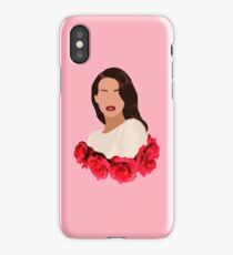 Lana del Rey iPhone Case/Skin