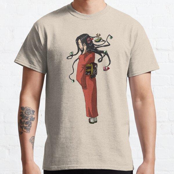 Yokai Woman Futakuchi-onna MONSTER GIRLS Series I Classic T-Shirt