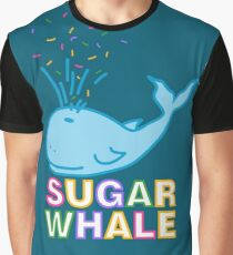 Sugar Whale Graphic T-Shirt