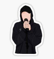 Justin Sticker Sticker