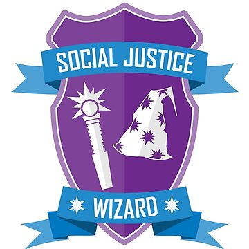 Social Justice Wizard by ElessB