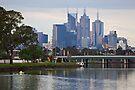 Melbourne by Darren Stones