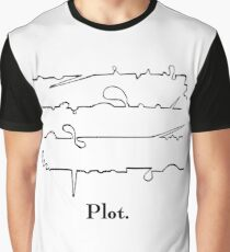 Plot - from Tristram Shandy Graphic T-Shirt