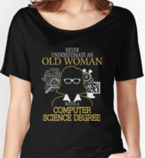 Computer Science Underestimate Women's Relaxed Fit T-Shirt