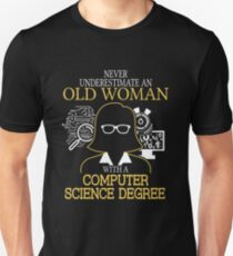 Computer Science Underestimate T-Shirt