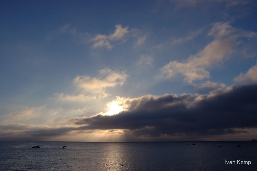 Sunrise at Kaikoura by Ivan Kemp