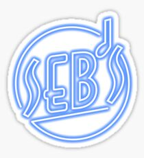 Welcome to SEB'S 1 Sticker