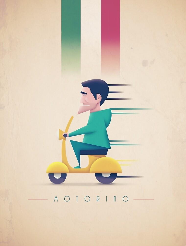 Motorino by antclark