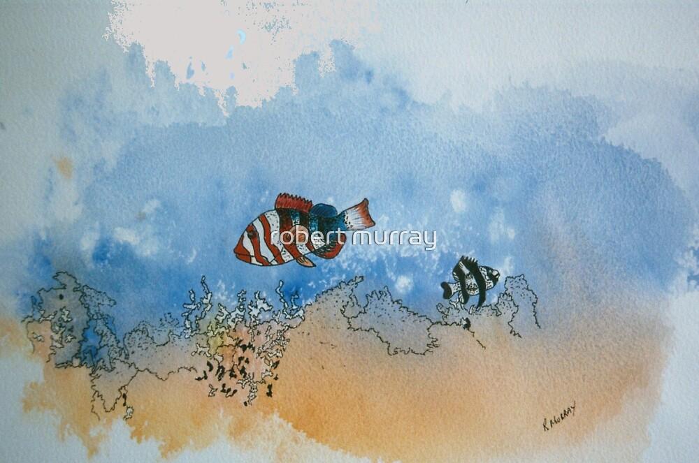 fish series..fish #1 by robert murray