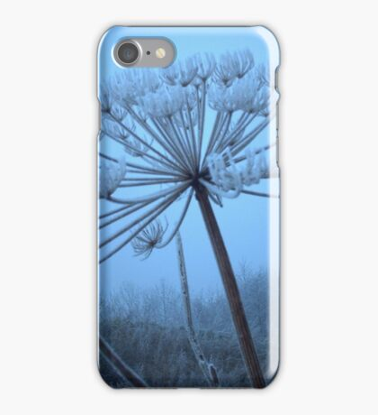 On a cold New Years Day iPhone Case/Skin