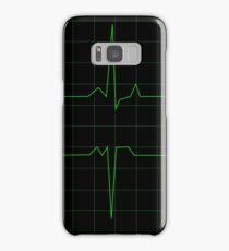 Normal Heart Rhythm Samsung Galaxy Case/Skin